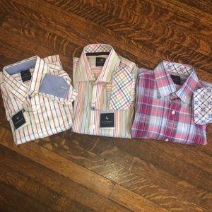 NEW! 3 — Tailorbird Men's Dress Shirts